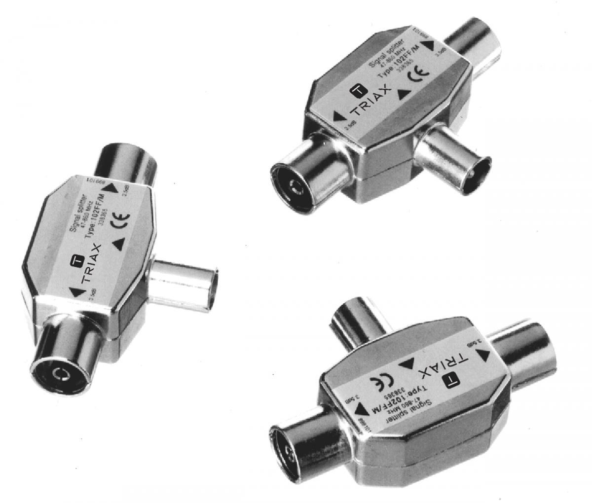 IEC Splitters