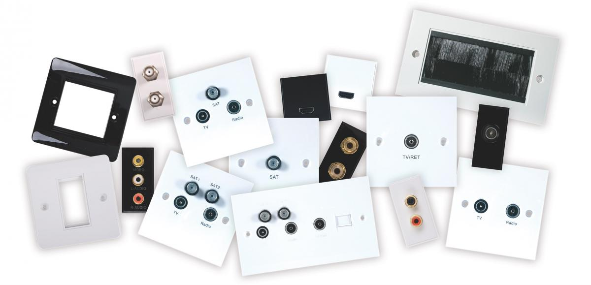 TRIAX UK - Wall outlets