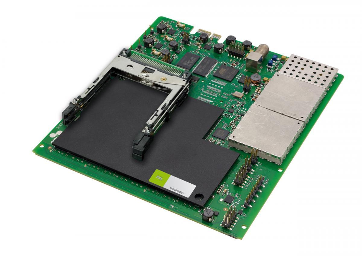 Output modules