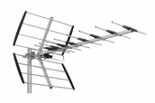 LTE QR 12 T   Ch. 21...60  - 14dBi Gain - LTE 800 Protected Antenna / Aerial