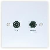 TV / RADIO with DC Pass