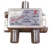 Triax 110 - TV/SAT combiner (diecast)