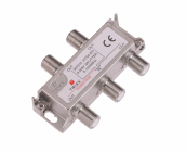 HTS 4DC - 4 way splitter