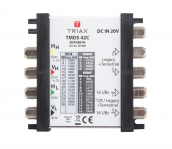 TMDS 42 C dSCR Multiswitch